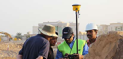 GPS/GNSS SURVEYOR TRAINING
