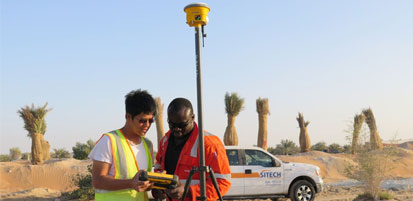 SITE CALIBRATION AND GNSS PROJECT SETUP