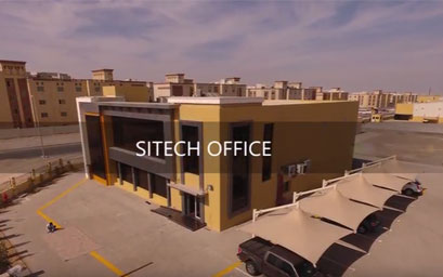 SITECH Gulf Offices